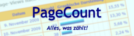 PageCount - Alles, was zählt!